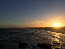 Sunset at Port Macquarie Lighthouse Point