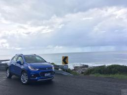 Europcar on great Ocean Road