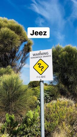 Great Ocean Road Signboards