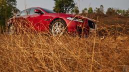 Jaguar XE Red Design
