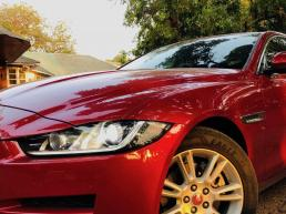 Jaguar XE Headlights