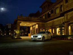 Radisson Jodhpur BMW 3 Series GT Road Trip