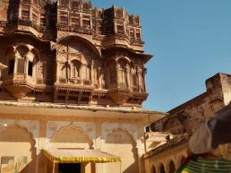 Inside Mehrangarh Fort Jodhpur