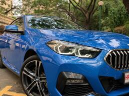 BMW 2 Series Headlights Front
