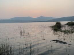 Pawna Lake Sunset