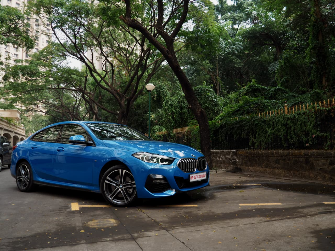 BMW 2 Series Front 2