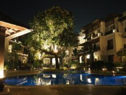 Rhythm Lonavala Night Pool
